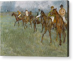 Degas Acrylic Prints