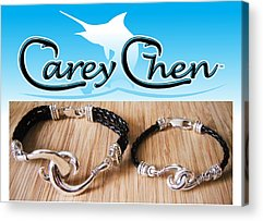 Sterling Silver Jewelry Acrylic Prints