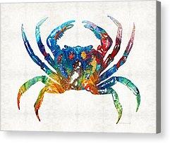 Seafood Acrylic Prints