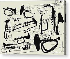 Flute Acrylic Prints