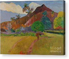 Tahiti Acrylic Prints