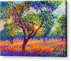 Orchard Acrylic Prints