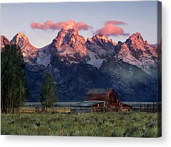 Most Acrylic Prints