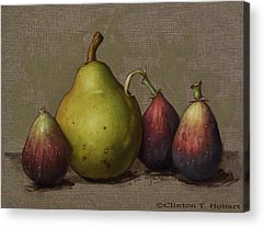 Figs Paintings Acrylic Prints