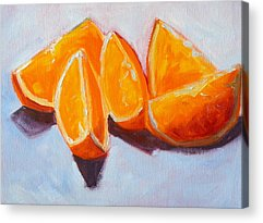 Tangy Paintings Acrylic Prints