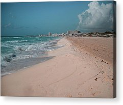 Beach Acrylic Prints