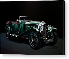 Bentley Acrylic Prints