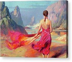 Oregon Coast Acrylic Prints