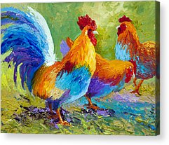 Flocks Acrylic Prints