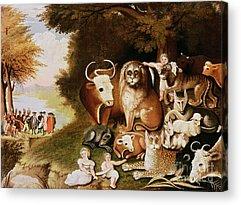1832-34 Acrylic Prints