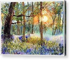 Asheville Acrylic Prints