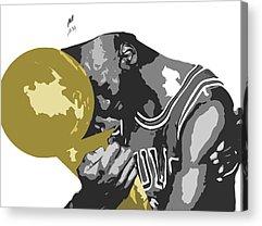 Pippen Acrylic Prints