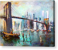 World Trade Center Acrylic Prints