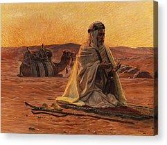 Mohamed Acrylic Prints