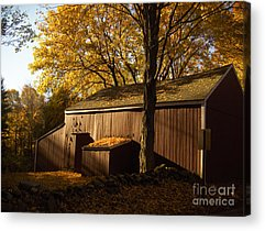Connecticut Landscape Acrylic Prints