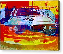 Historic Car Acrylic Prints