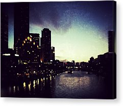 Melbourne Photographs Acrylic Prints