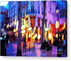 Digital Pfoto Acrylic Prints