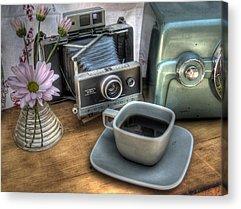 Radio Acrylic Prints