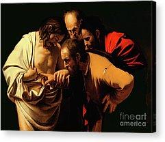 Life Of Christ Acrylic Prints