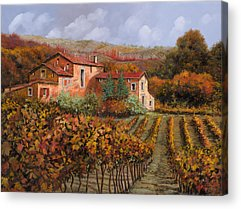 Wine Country Acrylic Prints