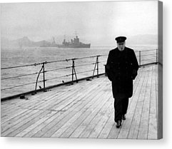 World War Two Photographs Acrylic Prints