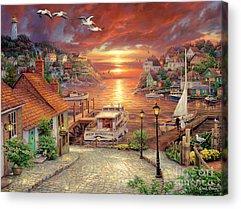 Journey Acrylic Prints