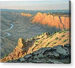 Desert Southwest Acrylic Prints