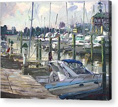 Norfolk Acrylic Prints