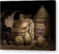 Loaf Of Bread Acrylic Prints