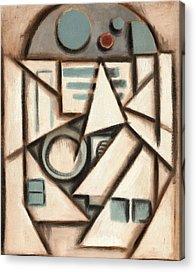 Cubism Acrylic Prints