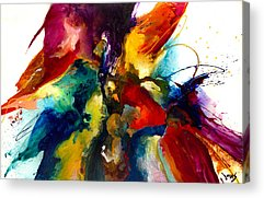 Expressionism Acrylic Prints