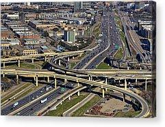 Interstate 35 Acrylic Prints