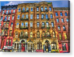 Led Zeppelin Rock And Roll Music Acrylic Prints