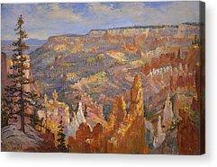 Ramsey Canyon Acrylic Prints