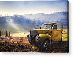 Farmland Acrylic Prints