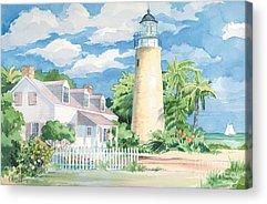 Lighthouse Acrylic Prints