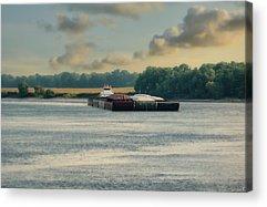 Barge Acrylic Prints