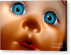 Doll Acrylic Prints