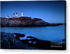 New England Acrylic Prints