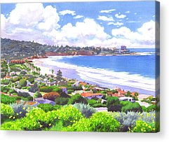 Landscapes Acrylic Prints