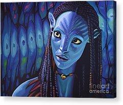 Avatar Acrylic Prints