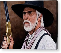 Old West Acrylic Prints