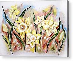 Designs Similar to Daffodil Drama