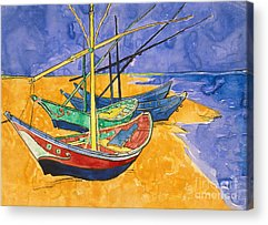 Vincent Van Gogh Acrylic Prints