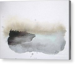 Abstract Expressionist Acrylic Prints