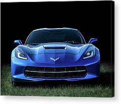 Chevrolet Acrylic Prints