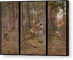 Frederick Mccubbin Acrylic Prints