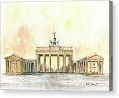 Berlin Acrylic Prints