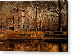 Allaire State Park Acrylic Prints